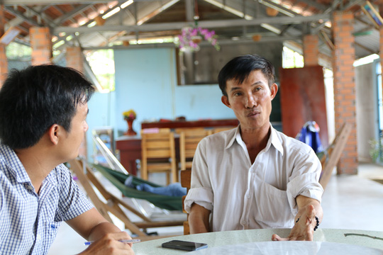 UBND huyện Bình Chánh: Phạt người xây chòi vịt là đúng - 1