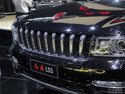 "Hồng Kỳ LS5: SUV ""rẻ tiền"" nhái xe sang Range Rover - 3"
