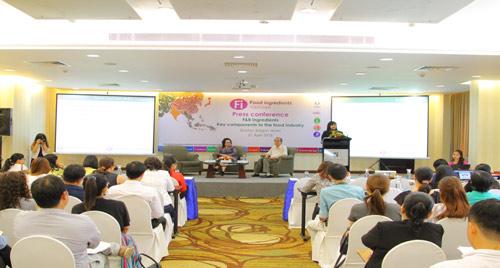 Triển lãm nguyên liệu phụ gia thực phẩm Fi Vietnam 2016 - 1