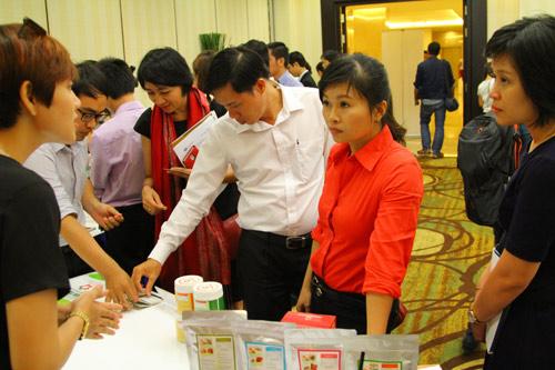 Triển lãm nguyên liệu phụ gia thực phẩm Fi Vietnam 2016 - 3
