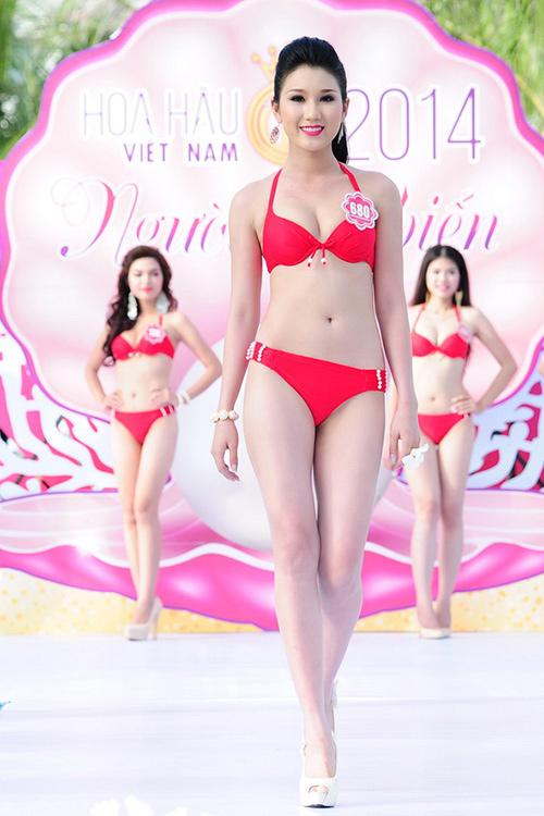 Vẻ đẹp hoa khôi Kiên Giang sánh vai đại gia Phan Thành - 5