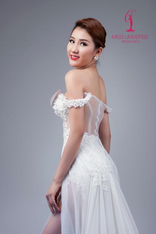Vẻ đẹp hoa khôi Kiên Giang sánh vai đại gia Phan Thành - 11