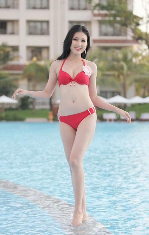 Vẻ đẹp hoa khôi Kiên Giang sánh vai đại gia Phan Thành - 7