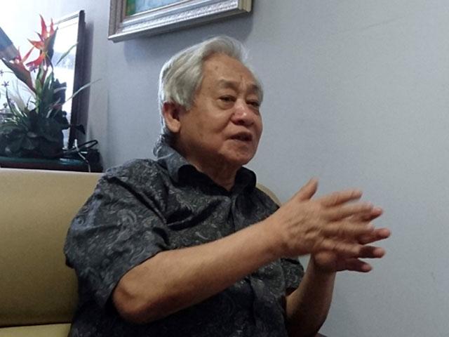 GS. Phạm Tất Dong: Nhiều lỗ hổng trong đào tạo tiến sỹ - 1