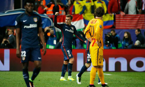 Atletico Madrid - 2