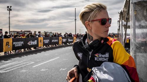 Kelli Samuelson và cuộc đua bứt phá giới hạn bản thân - 1