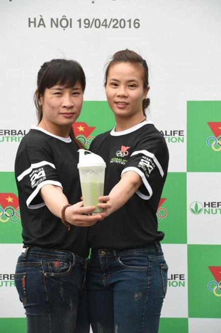 Herbalife – Đối tác chiến lược của đoàn thể thao Việt Nam - 3