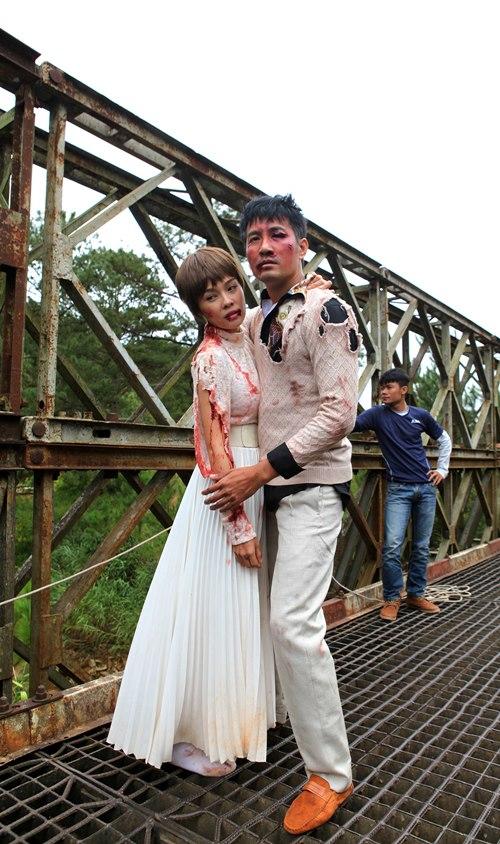 Nguyễn Phi Hùng bầm dập trong phim của Hoài Linh - 5