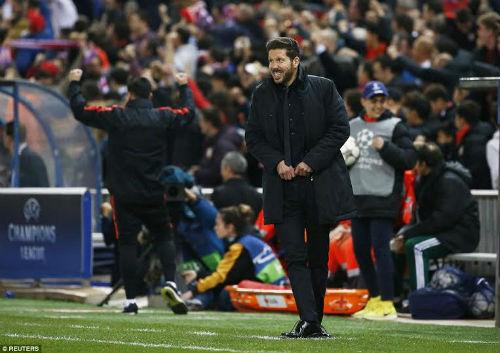 Atletico tiếp Bayern: Trận đồ của Simeone - 1