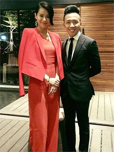 """Trấn Thành nói tiếng Hoa """"như gió"""" với mỹ nhân Hong Kong - 2"""