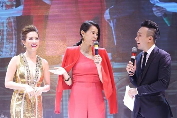 """Trấn Thành nói tiếng Hoa """"như gió"""" với mỹ nhân Hong Kong - 1"""