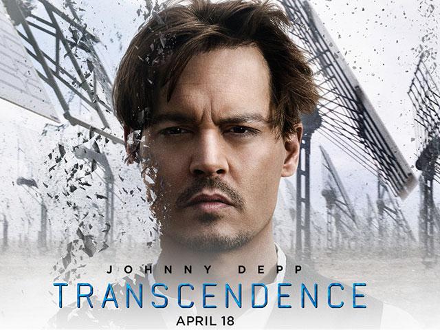 Trailer phim: Transcendence - 1