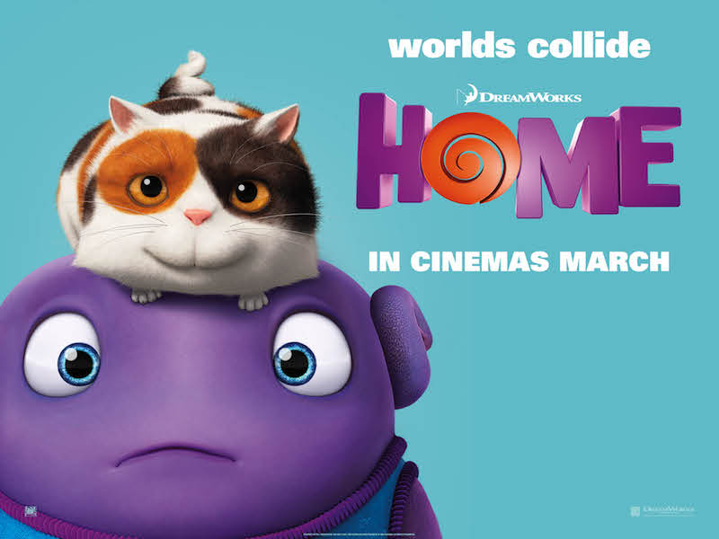 Trailer phim: Home - 1