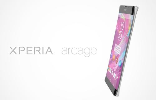Ngắm chiếc Xperia Arcage đẹp mê hồn - 4