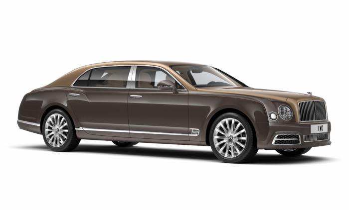 Ngắm Bentley Mulsanne First Edition siêu sang tại Bắc Kinh - 1