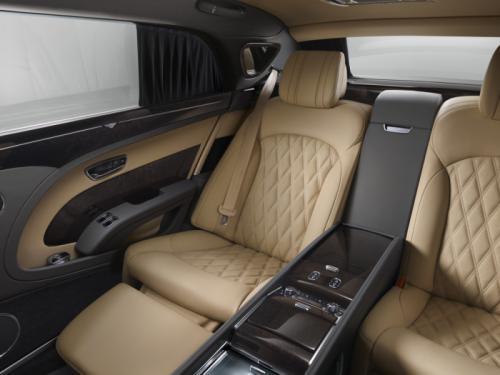 Ngắm Bentley Mulsanne First Edition siêu sang tại Bắc Kinh - 4