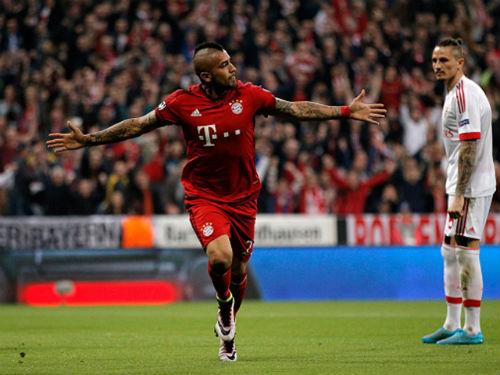 Chi tiết Atletico Madrid - Bayern Munich: Bảo toàn thành quả (KT) - 13