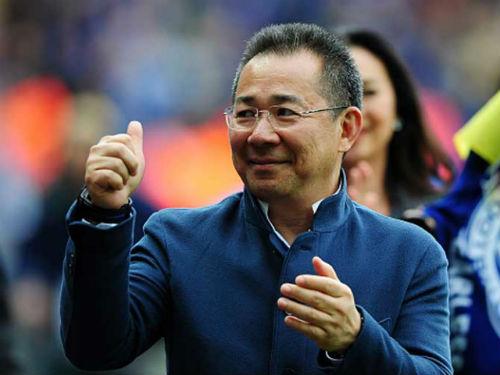 Ông chủ Leicester và kế hoạch đặc biệt nâng tầm bóng đá Thái Lan - 1