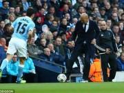 Bóng đá - Học trò đánh đầu dội xà, Zidane lại rách quần