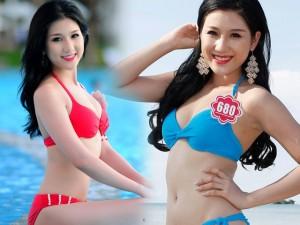 Thời trang - Vẻ đẹp hoa khôi Kiên Giang sánh vai đại gia Phan Thành