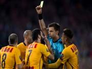 Bóng đá - Trọng tài thừa nhận sai sót trận Atletico - Barca