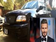 David Beckham rao bán hàng hiếm Ford F-150