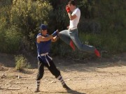 Thể thao - Ẩu đả đường phố: Một mình liều chiến cả đội võ sư