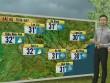 Dự báo thời tiết VTV 27/4: Bắc Bộ đề phòng mưa đá