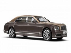 Ngắm Bentley Mulsanne First Edition siêu sang tại Bắc Kinh