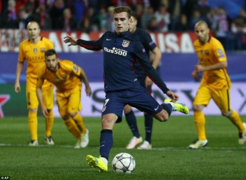 Chi tiết Atletico Madrid - Bayern Munich: Bảo toàn thành quả (KT) - 8
