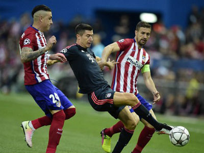 bayern munich vs atletico madird - 4