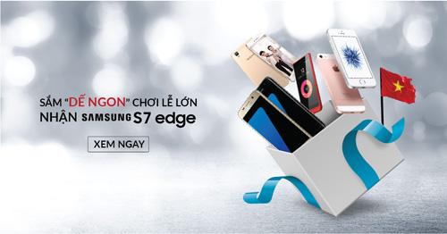 Top Smartphone hạ giá mạnh bán chạy tháng 4 - 5