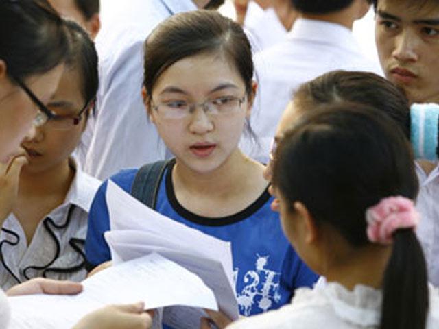 Lịch thi chính thức vào ĐH Quốc gia Hà Nội năm 2016 - 1