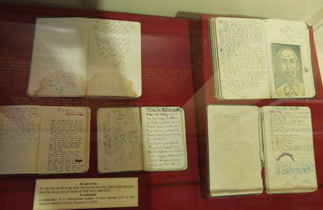 Cận cảnh 400 hiện vật lưu giữ ký ức chiến tranh ở HN - 5