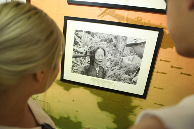 Cận cảnh 400 hiện vật lưu giữ ký ức chiến tranh ở HN - 3