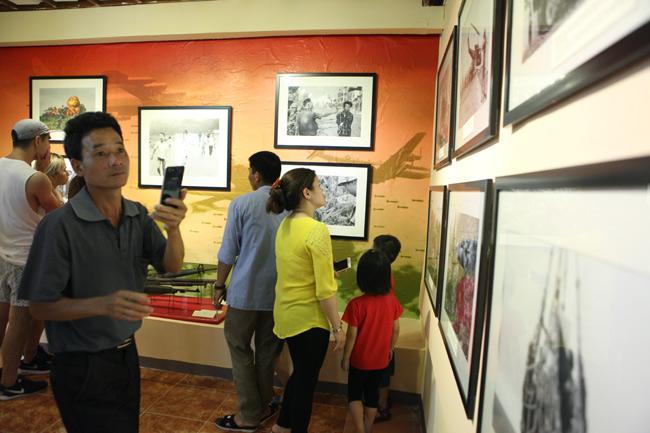 Cận cảnh 400 hiện vật lưu giữ ký ức chiến tranh ở HN - 7