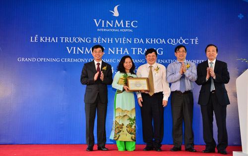 Khai trương bệnh viện Đa khoa quốc tế Vinmec Nha Trang - 3