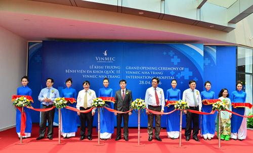 Khai trương bệnh viện Đa khoa quốc tế Vinmec Nha Trang - 4