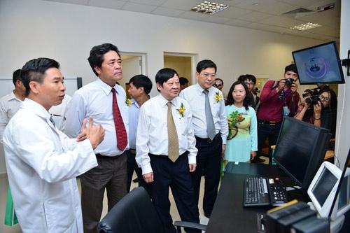 Khai trương bệnh viện Đa khoa quốc tế Vinmec Nha Trang - 1