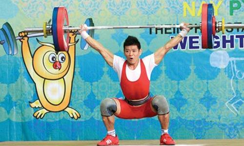 Cử tạ, bắn súng hy vọng có huy chương Olympic - 1
