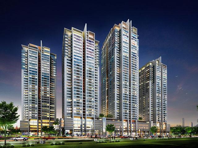Thị trường chung cư sôi động tại TP.HCM và Hà Nội - 1