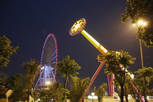 Thăng hoa cùng Singapore Sling tại Asia Park - 1