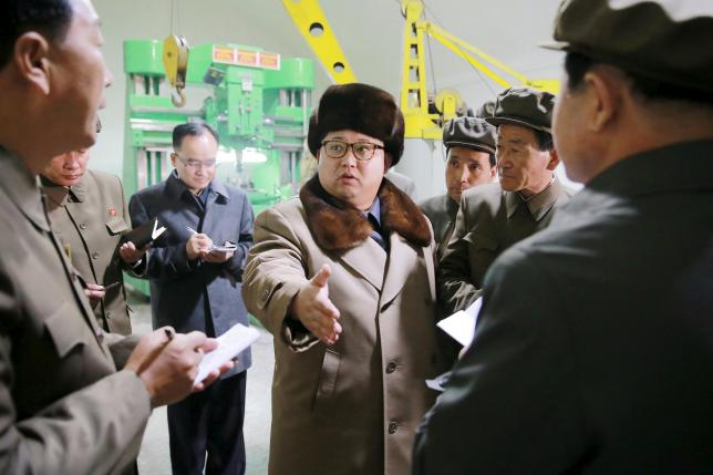 Triều Tiên thử tên lửa tầm bắn 3.000km, rơi sau vài giây - 2