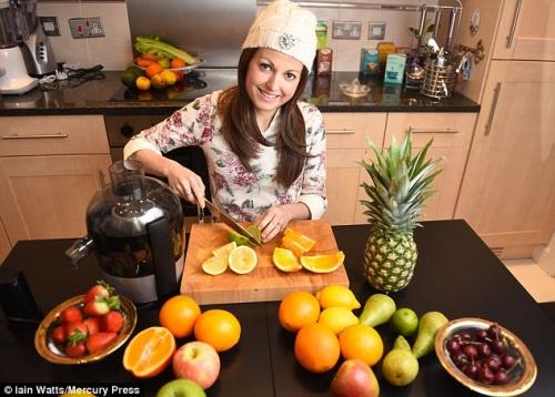 Tôi đã chiến thắng ung thư dạ dày nhờ loại nước ép trái cây này! - 2