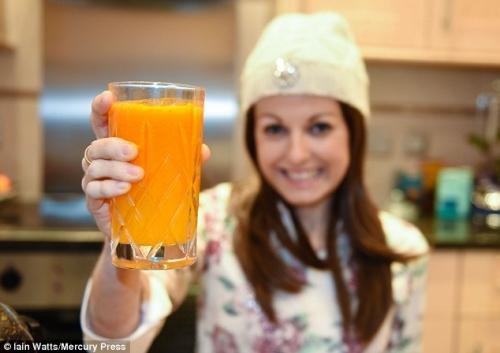 Tôi đã chiến thắng ung thư dạ dày nhờ loại nước ép trái cây này! - 4