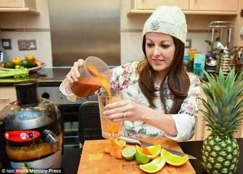 Tôi đã chiến thắng ung thư dạ dày nhờ loại nước ép trái cây này! - 3
