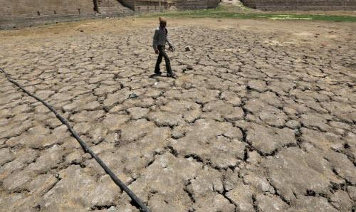 Ảnh: Người dân chống chọi với hạn hán kỷ lục ở Ấn Độ - 12