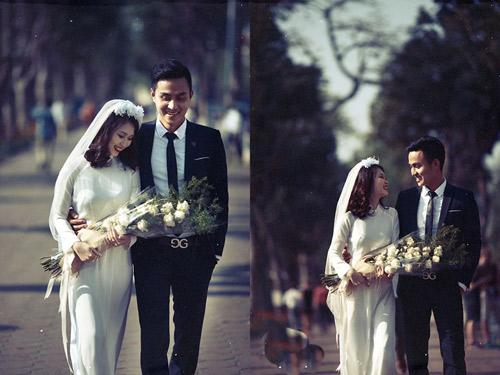 Ảnh cưới đậm chất hoài cổ của cặp đôi 9x gây chú ý - 8