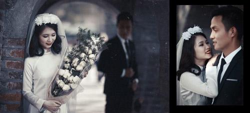 Ảnh cưới đậm chất hoài cổ của cặp đôi 9x gây chú ý - 10