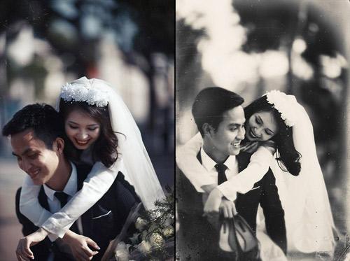 Ảnh cưới đậm chất hoài cổ của cặp đôi 9x gây chú ý - 11